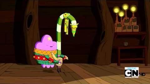 Adventure Time - Holly Jolly Secrets