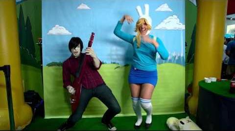 Adventure Time - Fanart spot promo