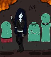 Marceline s underworld gang by misstickles-d40d3ef