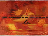 The Chamber of Frozen Blades