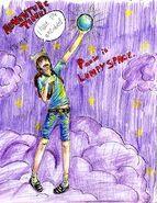 Lumpy antidote fan art