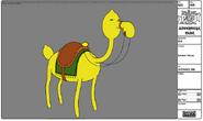 Lemon Camel Modelsheet