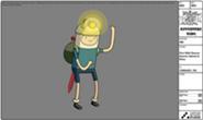 200px-Cave Digger Finn modelsheet