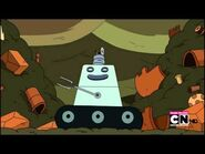 Adventure Time- Workin for the master robot rap