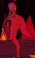 Big Demon pain