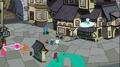 S5 e26 Finn and PB walking through wizard city