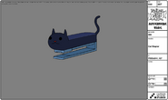Modelsheet catstapler
