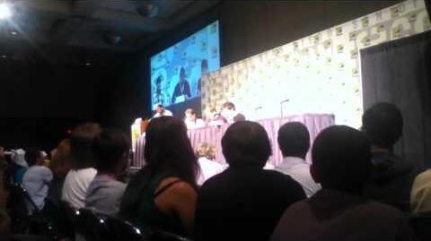 2 SDCC 2012 Adventure Time panel