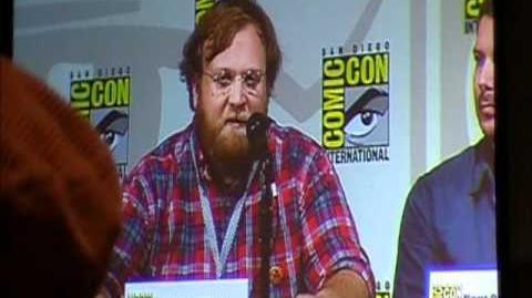 Adventure Time Panel-SDCC 2011- Part 2