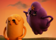 S7e22 LSP mad at Jake