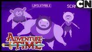 Dark Purple Adventure Time Cartoon Network