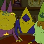 Laser Wizard Adventure Time