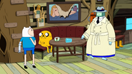 S9e2 Finn and Jake confused