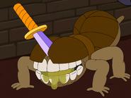 S7e2 varmint with knife