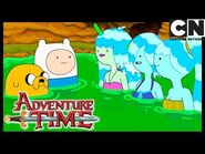 Adventure Time - Beyond the Grotto of the Sea Nymph - Cartoon Network