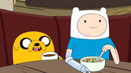 S9e2 Jake and Finn listening to BMO