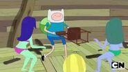 Adventure Time - Shh (Preview) Clip 2