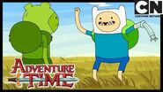 Adventure Time Three Buckets Cartoon Network