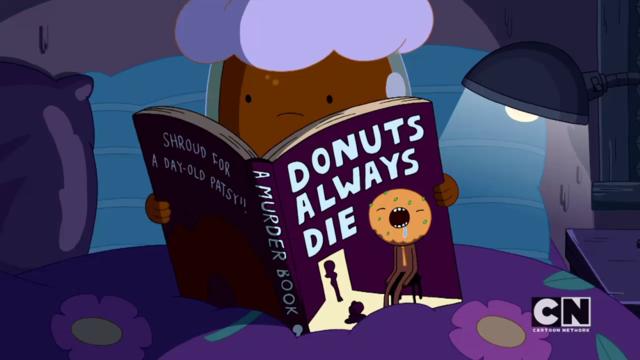 Donuts Always Die