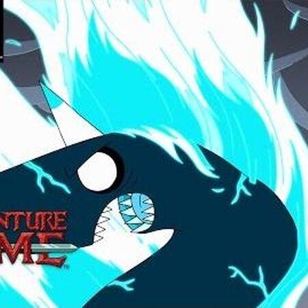 Adventure Time Flamacorn Battle Cartoon Network