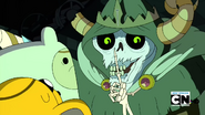 S2e24 the lich shushing finn