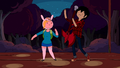 S5e11 Fionna and Marshall dancing