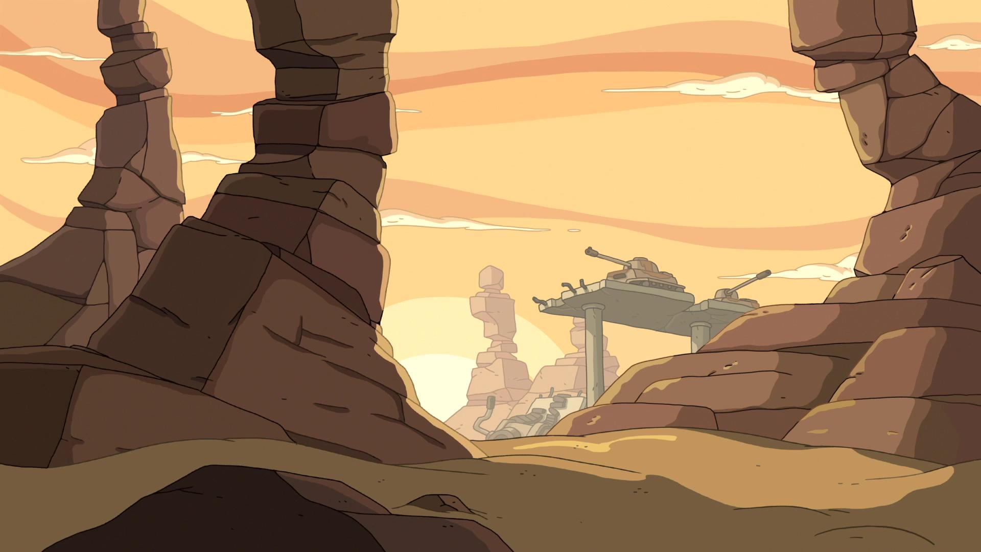 Desert of Wonder