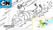 Adventure Time Prisoners of Love Animatic Archives Cartoon Network