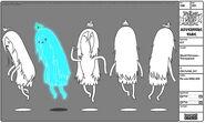 Modelsheet ghostprincesstransparent