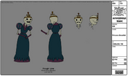 Modelsheet princessbeautiful