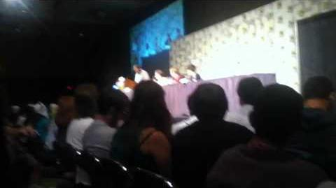 6 SDCC 2012 Adventure Time panel