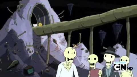 Adventure Time - Death in Bloom
