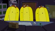 S6e20 Banana Guards