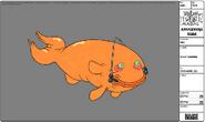 Modelsheet giantgoldfish