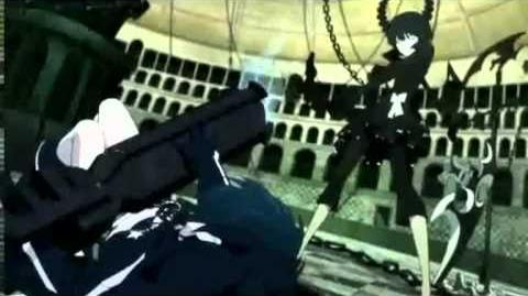 BLACK ROCK★SHOOTER full opening