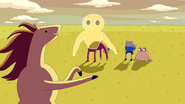 S5e19 James Baxter and ghost with Finn and Jake
