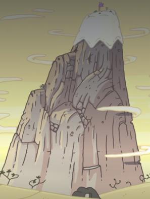 Mountain (Abstract)