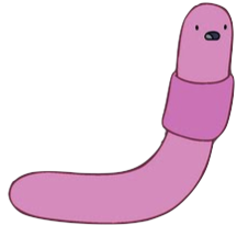 Shelby The Worm Who Lives in Jake's Viola.png