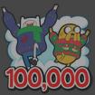 Beemoblitz 100kpoints off