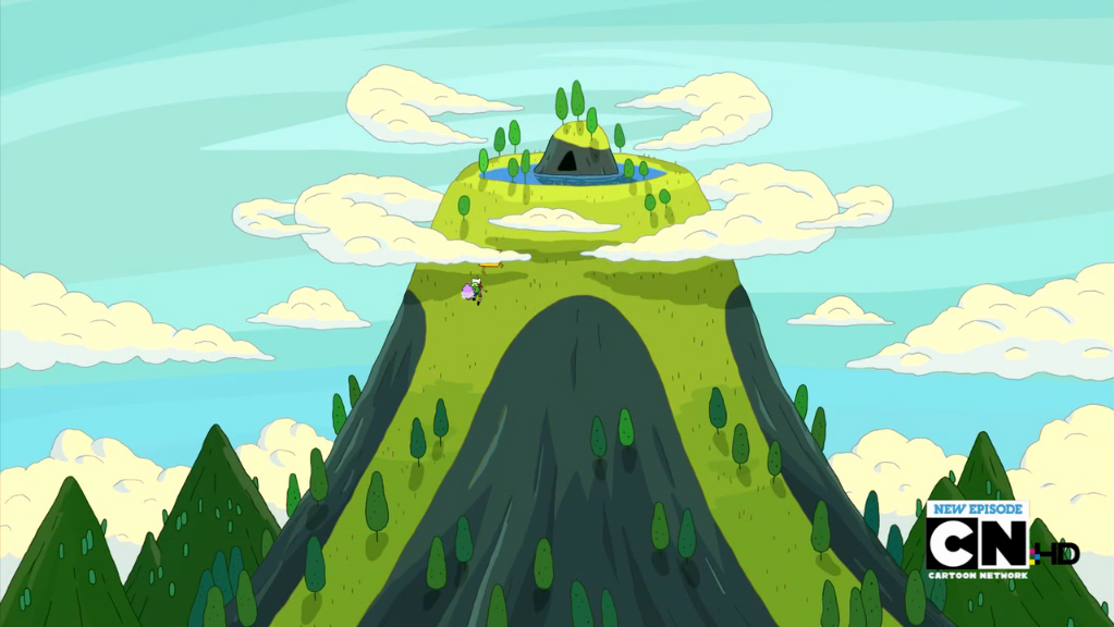 Mystery Mountains