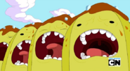 S5 e23 Banana Guards screaming
