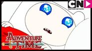 Adventure Time Don't Look (clip) Cartoon Network