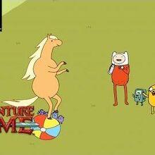 Adventure Time James Baxter Cartoon Network