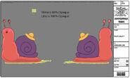 Modelsheet snaillady1