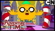 One Last Job Adventure Time Cartoon Network