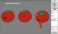 Modelsheet Tomato