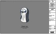 Modelsheet penguins - soulsucked