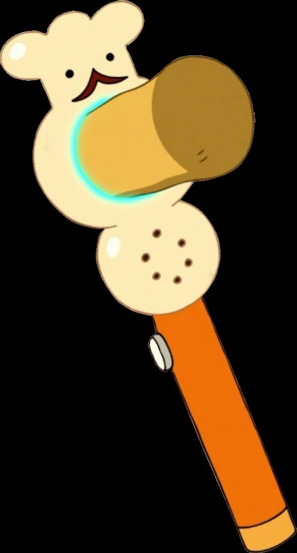 Breadstick wand