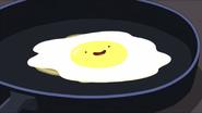 Sentient Egg Yolk