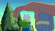 S8e27 Uh, yeah, but that's a weird thing to call me (Says Finn, not Fern in this scene)